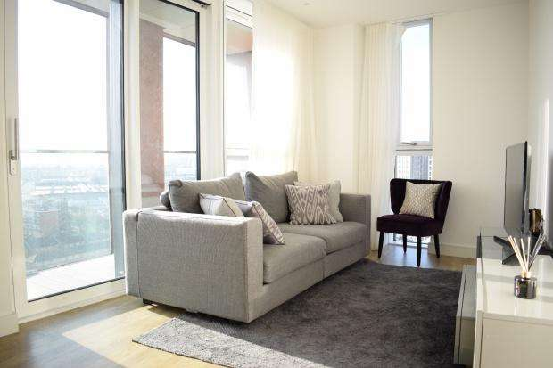2 Bedrooms Apartment Flat for sale in Pinto Tower Hebden Place, Nine Elms, SW8