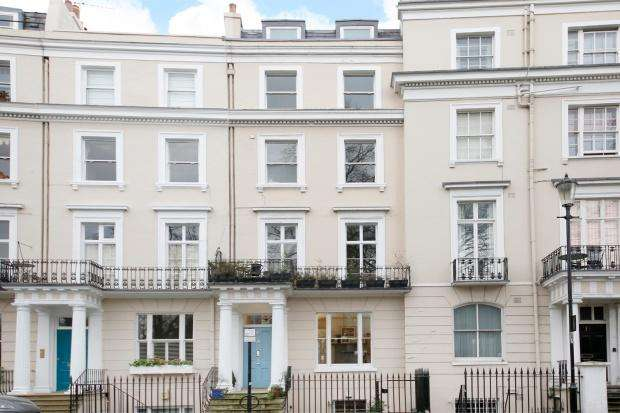 5 Bedrooms Terraced House for sale in Royal Crescent, Holland Park, W11