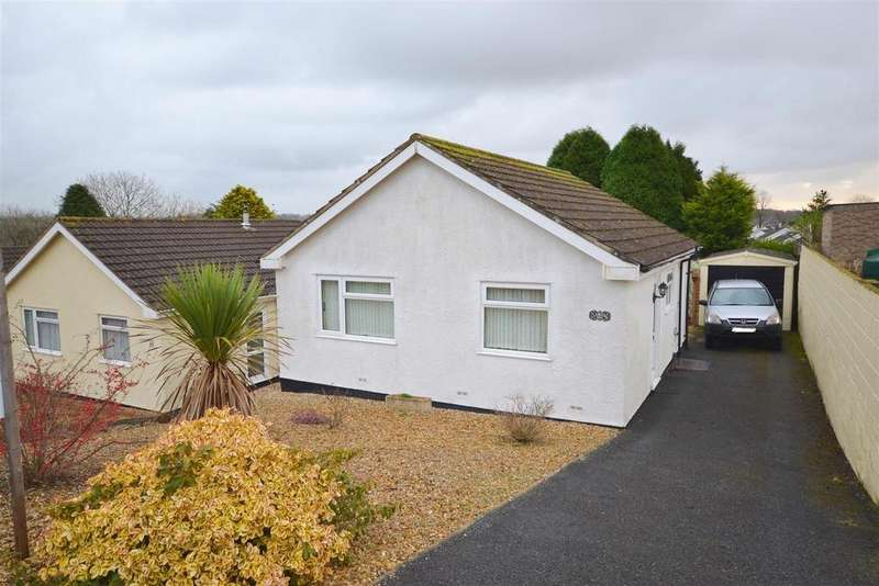 2 Bedrooms Detached Bungalow for sale in Kilgetty