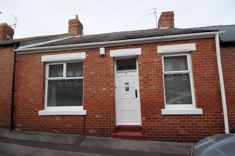 3 Bedrooms Cottage House for sale in Wycliffe Road, Barnes, SR4