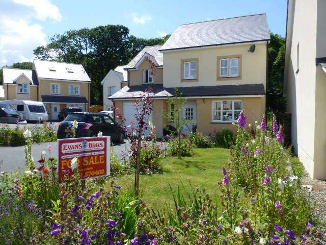 4 Bedrooms Detached House for sale in Llysderwen, New Quay, SA45