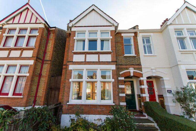 6 Bedrooms End Of Terrace House for sale in Fawnbrake Avenue, London, SE24