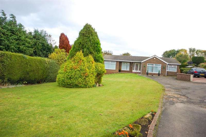 4 Bedrooms Detached Bungalow for sale in Southwold Gardens, Silksworth, Sunderland