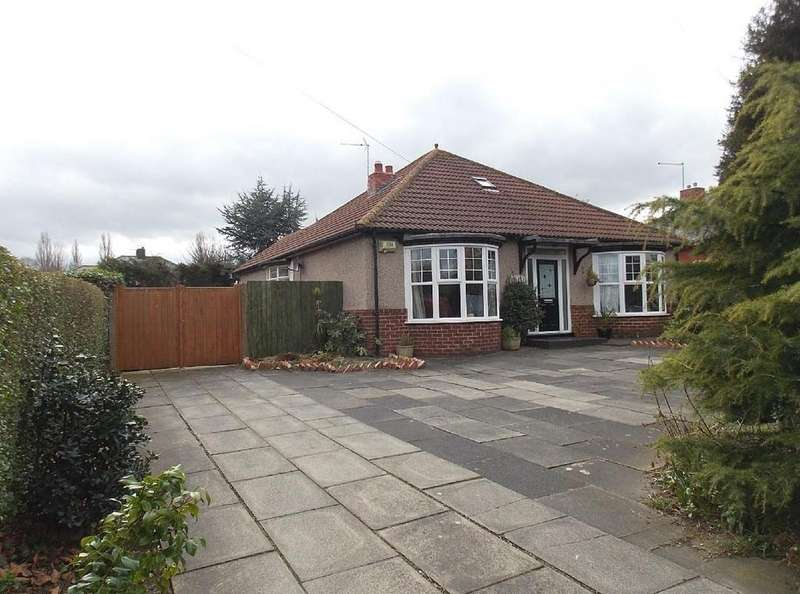 2 Bedrooms Detached Bungalow for sale in Durham Road, Stockton-On-Tees