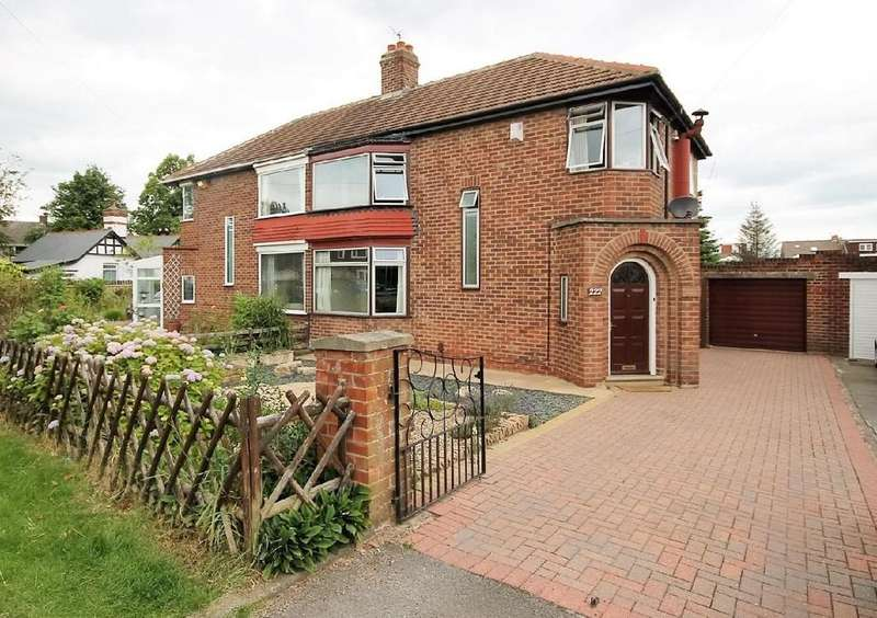 3 Bedrooms Semi Detached House for sale in Bishopton Road West, Fairfield