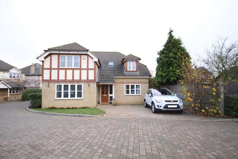 4 Bedrooms Detached House for sale in The Pyghtle, Shefford, SG17