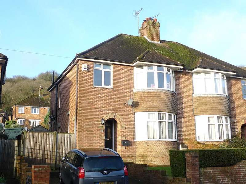 3 Bedrooms Semi Detached House for sale in Sancroft Road, Old Town, Eastbourne, BN20