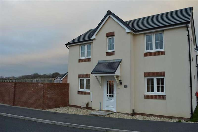 3 Bedrooms Detached House for sale in Min Yr Aber, Swansea, SA4