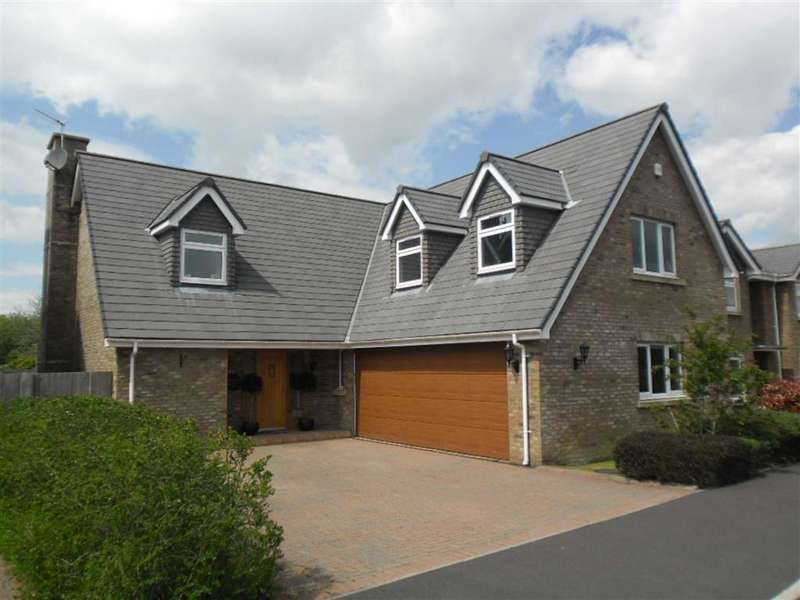 4 Bedrooms Detached House for sale in Broadwood, Swansea, SA4