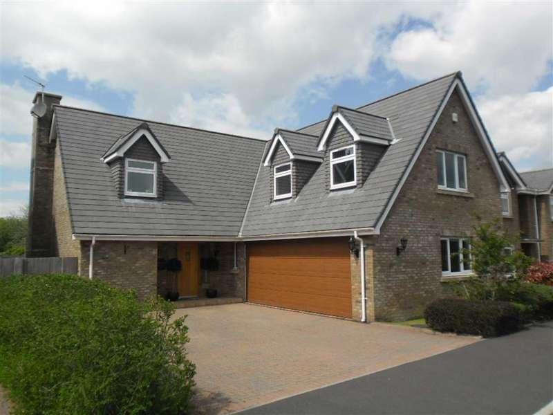 4 Bedrooms Detached House for sale in Broadwood, Swansea, SA4