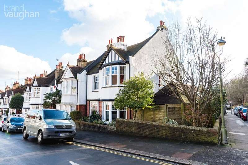 4 Bedrooms End Of Terrace House for sale in Lauriston Road, Brighton, BN1