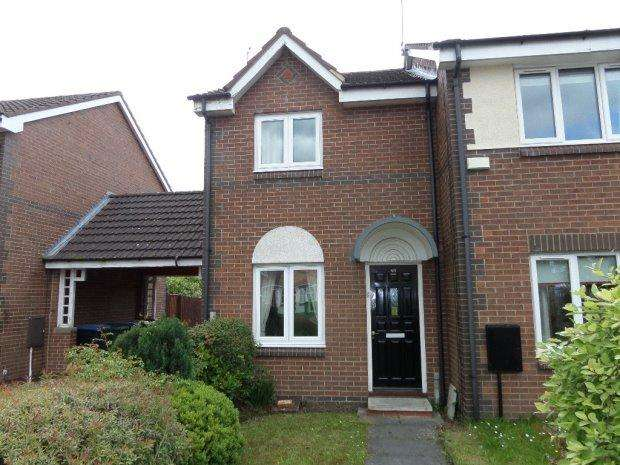 2 Bedrooms Semi Detached House for sale in THE GABLES, SEDGEFIELD, SEDGEFIELD DISTRICT