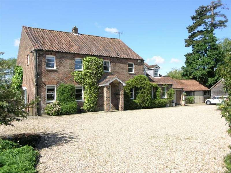 4 Bedrooms Detached House for sale in Beechwood Lane, Driffield, East Yorkshire