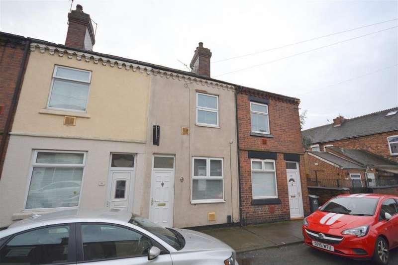 2 Bedrooms Terraced House for sale in Selwyn Street, Stoke-On-Trent