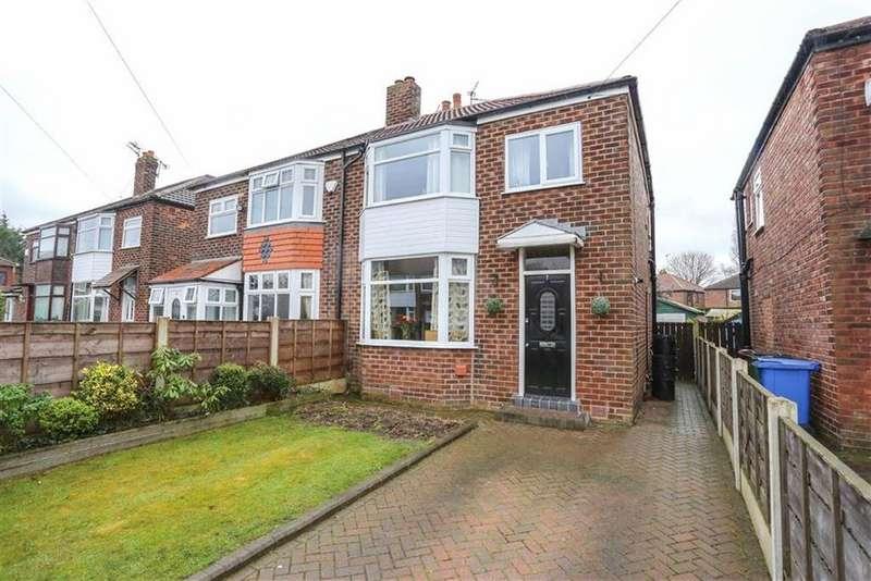 3 Bedrooms Semi Detached House for sale in Marton Grove, Heaton Chapel