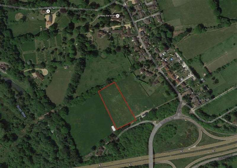 Land Commercial for sale in Church Road, Liphook, Hants, GU30