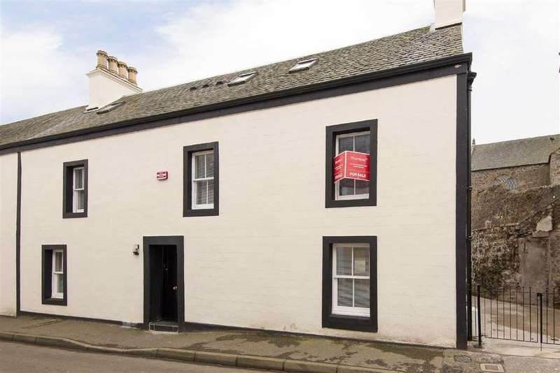 3 Bedrooms Semi Detached House for sale in Whitenhill, Tayport, Fife