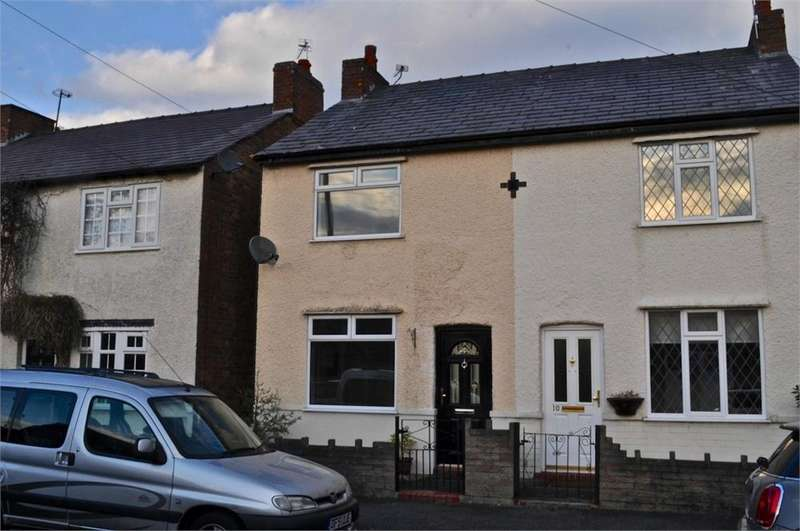 2 Bedrooms Cottage House for sale in Graingers Road, Northwich, Cheshire