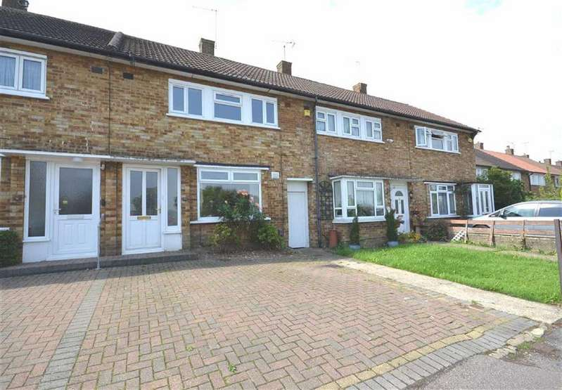 2 Bedrooms Terraced House for sale in Theobald Street, Borehamwood
