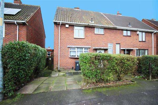 3 Bedrooms Semi Detached House for sale in Archer Road, Walsall
