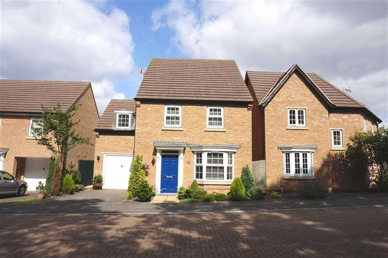 4 Bedrooms Detached House for sale in Corah Close, Scraptoft, Leicester