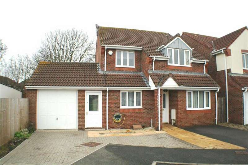 4 Bedrooms Detached House for sale in Louvigne Close, Burnham On Sea, Burnham On Sea
