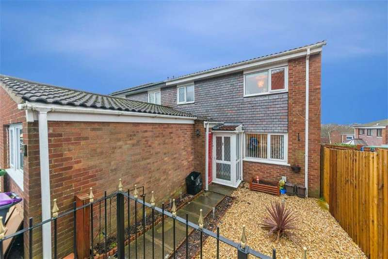 3 Bedrooms End Of Terrace House for sale in Brynglas, Cwmbran, Torfaen