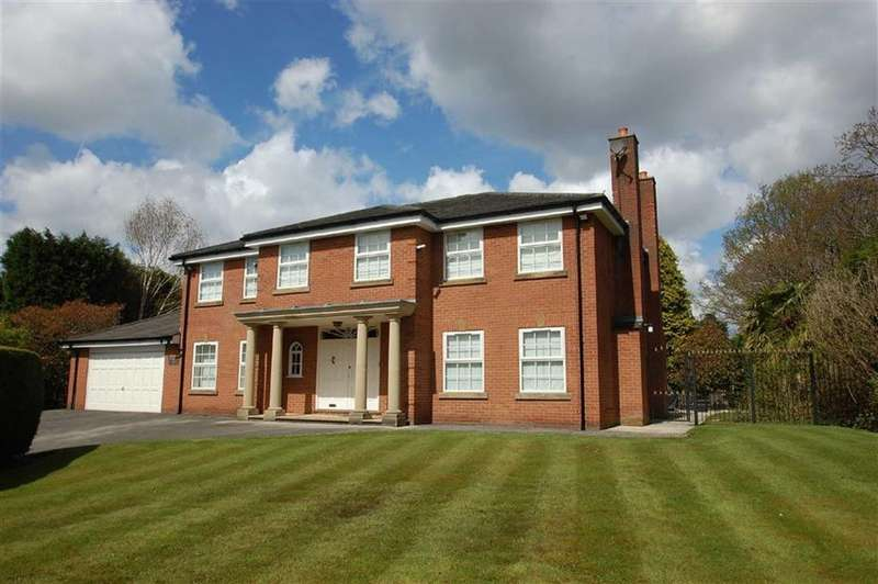 5 Bedrooms Detached House for sale in Broadway, Bramhall, Cheshire