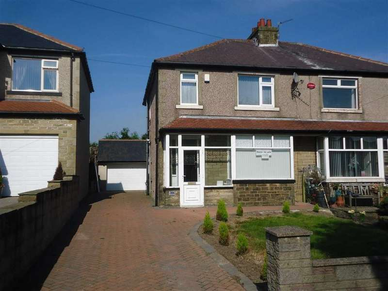 3 Bedrooms Semi Detached House for sale in Beacon Road, Bradford, West Yorkshire, BD6