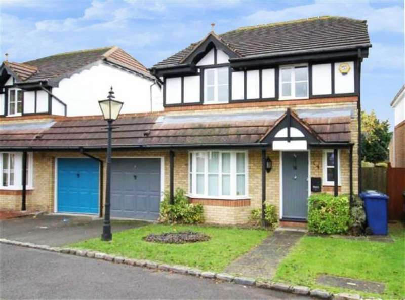 4 Bedrooms Detached House for sale in Partridge Close, Arkley, Hertfirdshire