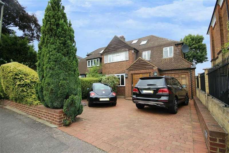 4 Bedrooms House for sale in Richmond Road, New Barnet, Hertfordshire