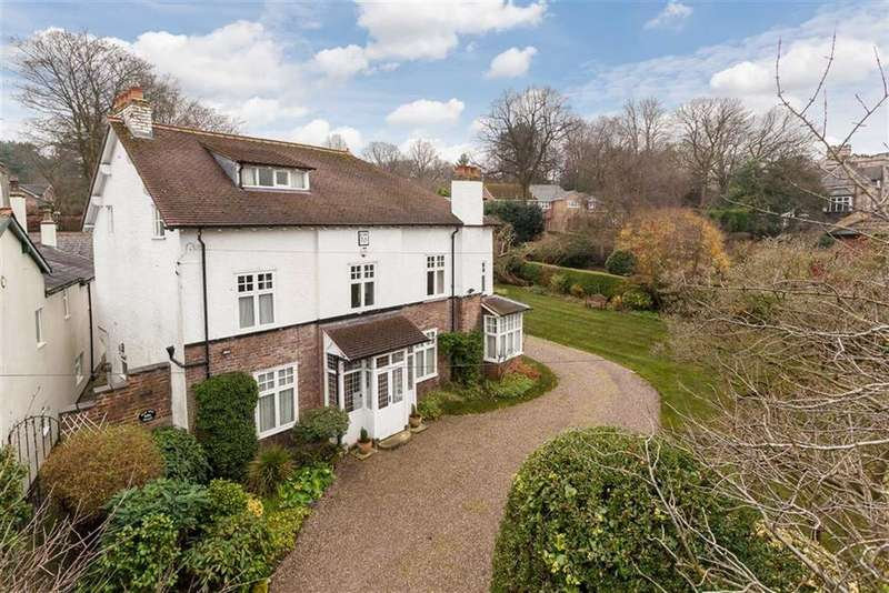8 Bedrooms Detached House for sale in Oldfield Road, Altrincham, Cheshire, WA14