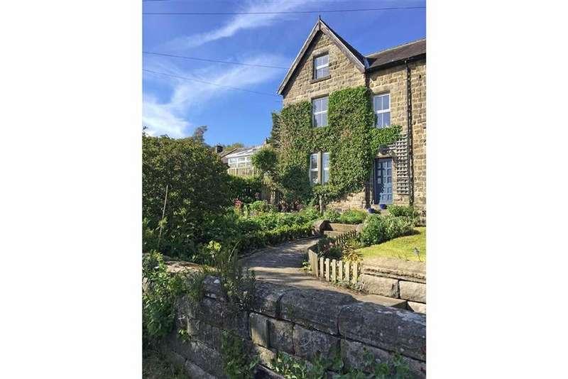 4 Bedrooms End Of Terrace House for sale in Victoria Terrace, Summerbridge, Nr Harrogate, North Yorkshire