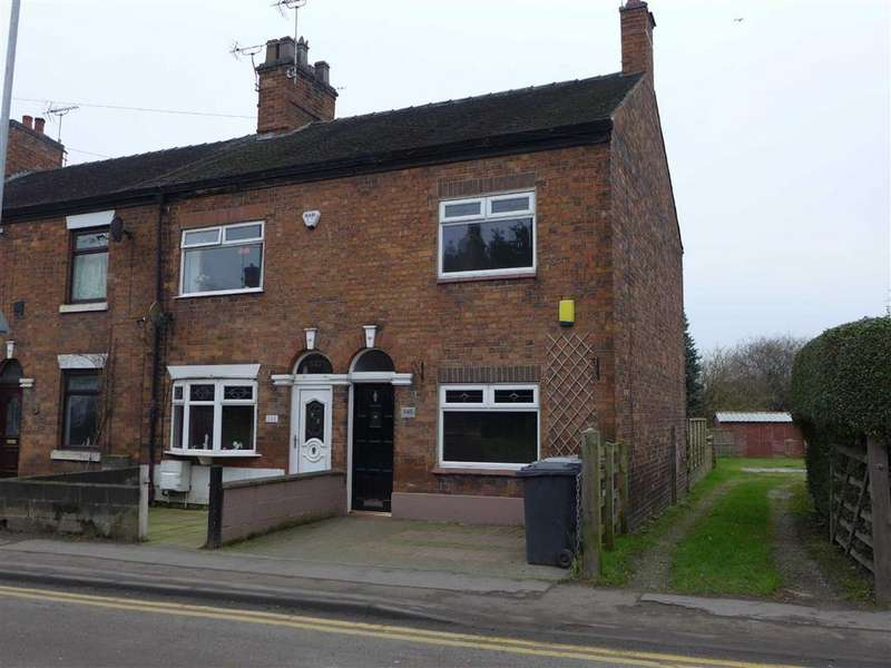 2 Bedrooms Cottage House for sale in Crewe Road, Haslington, Crewe
