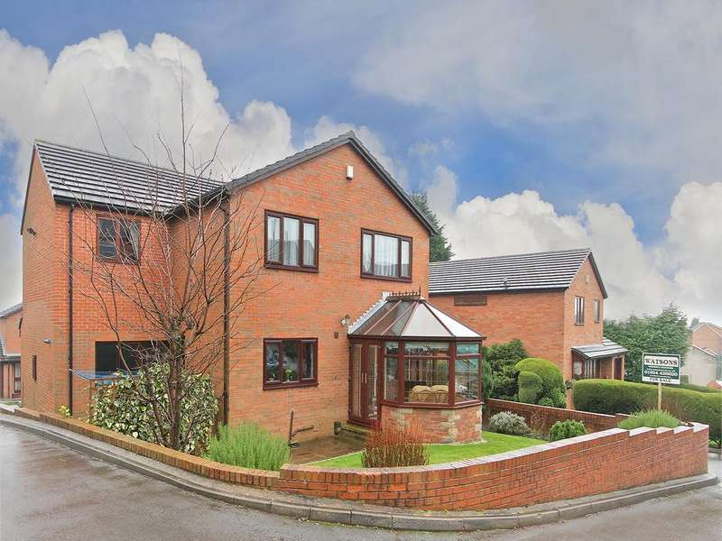 5 Bedrooms Detached House for sale in The Courtyard