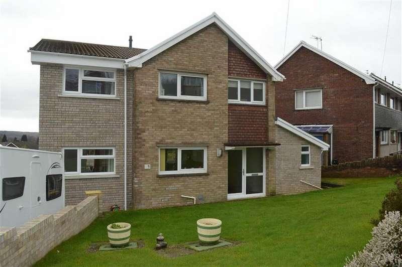 5 Bedrooms Detached House for sale in Landor Avenue, Killay, Swansea