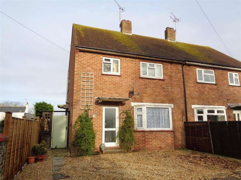3 Bedrooms Semi Detached House for sale in Hatherleigh Gardens, North Bersted