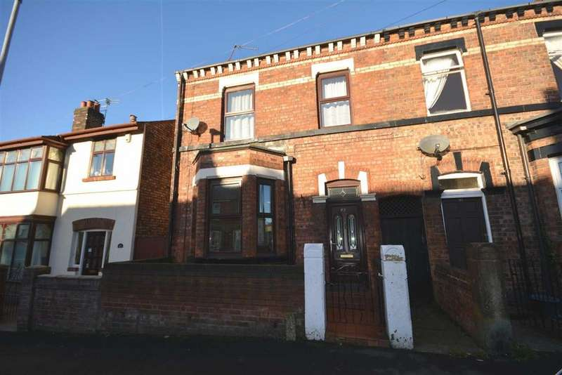 3 Bedrooms End Of Terrace House for sale in Wrightington Street, Swinley, Wigan, WN1