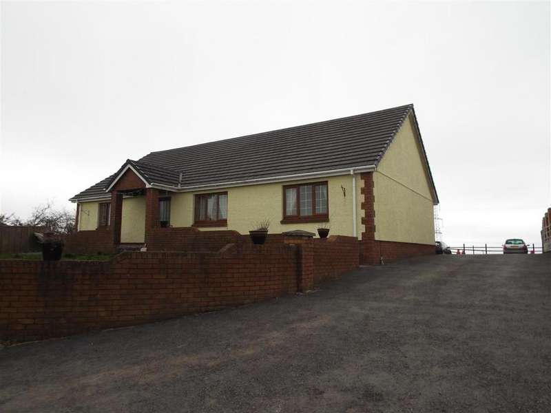4 Bedrooms Detached Bungalow for sale in Meinciau
