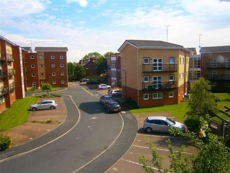 2 Bedrooms Apartment Flat for sale in Wharf Road, Sale, M33