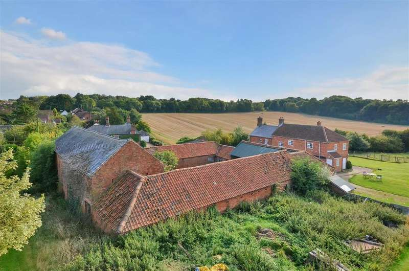 4 Bedrooms Detached House for sale in Seymour Road, Burton On The Wolds