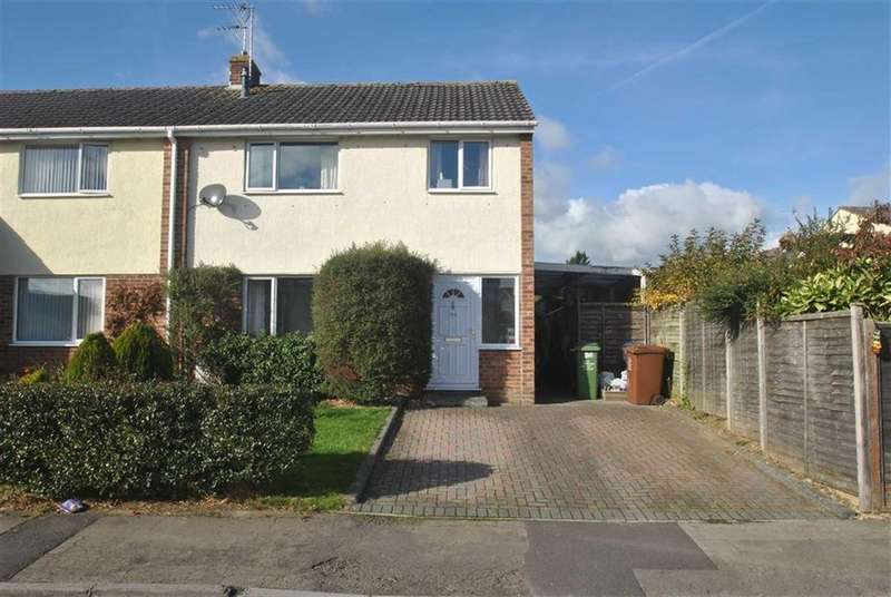 3 Bedrooms Semi Detached House for sale in White Lion Park, Malmesbury, Wiltshire