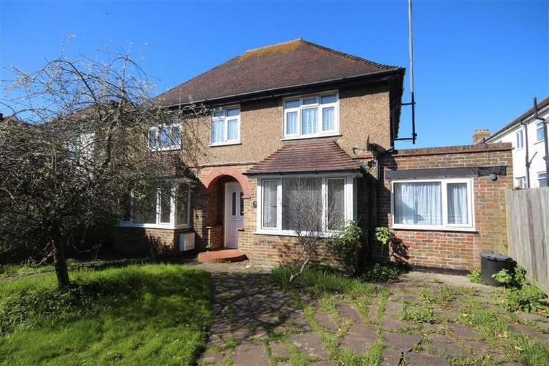2 Bedrooms Flat for sale in Kedale Road, Seaford