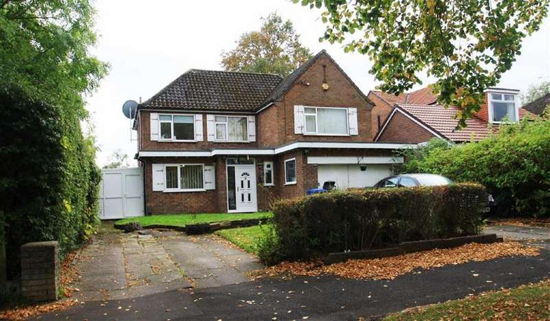 4 Bedrooms Detached House for sale in Lomond Road, Manchester
