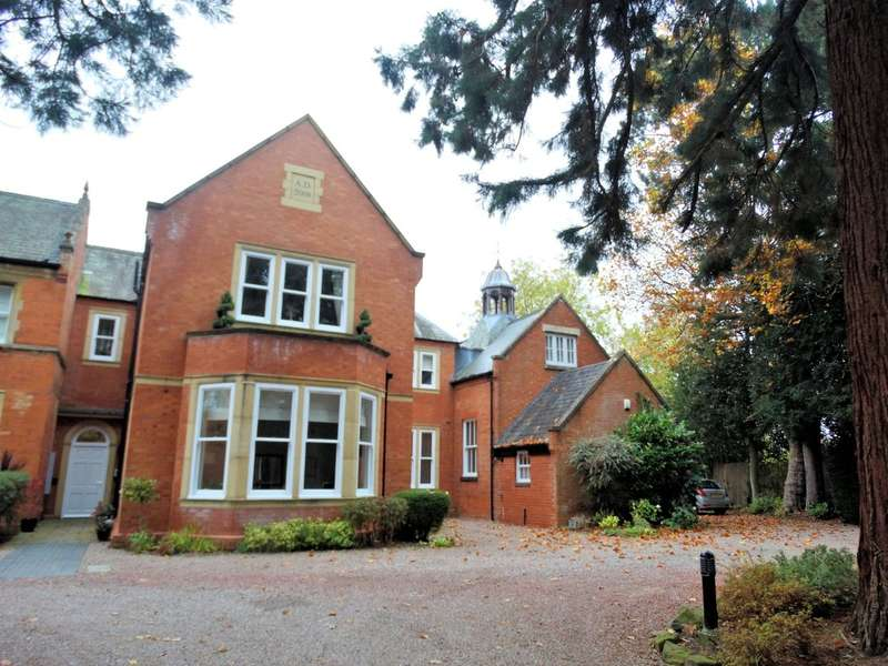 2 Bedrooms Flat for sale in Olton Court, 89 St Bernards Road