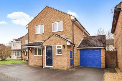 4 Bedrooms Detached House for sale in Parnall Crescent, Yate, Bristol, Gloucestershire
