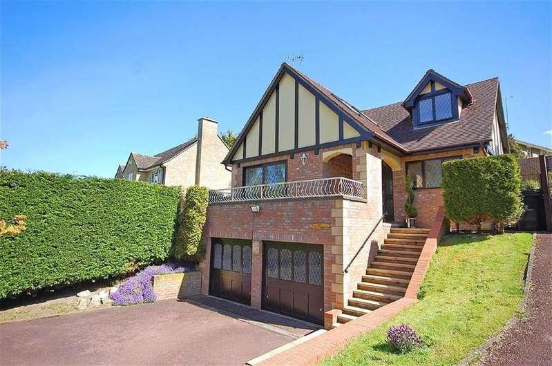 3 Bedrooms Detached House for sale in School Road, Charlton Kings, Cheltenham, GL53