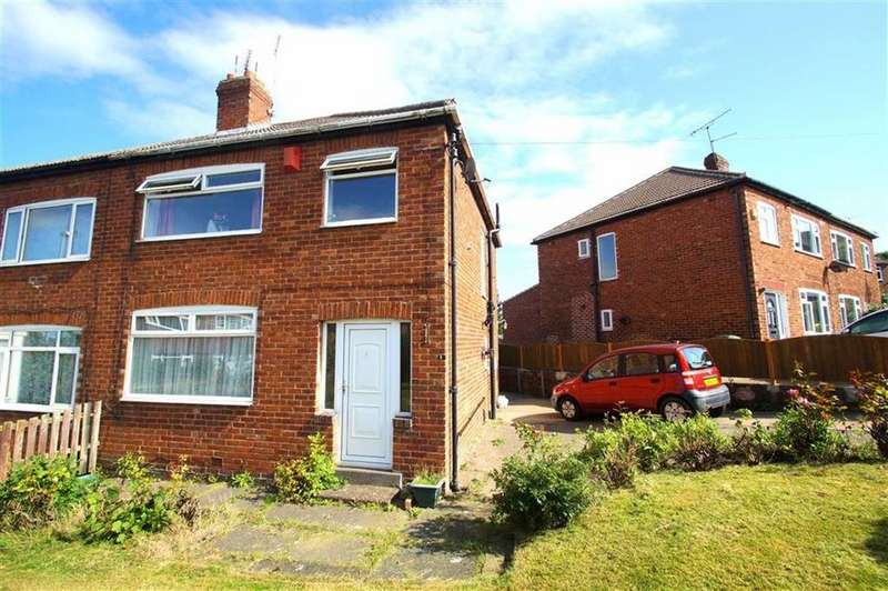 3 Bedrooms Semi Detached House for sale in Woodland Rise, Leeds