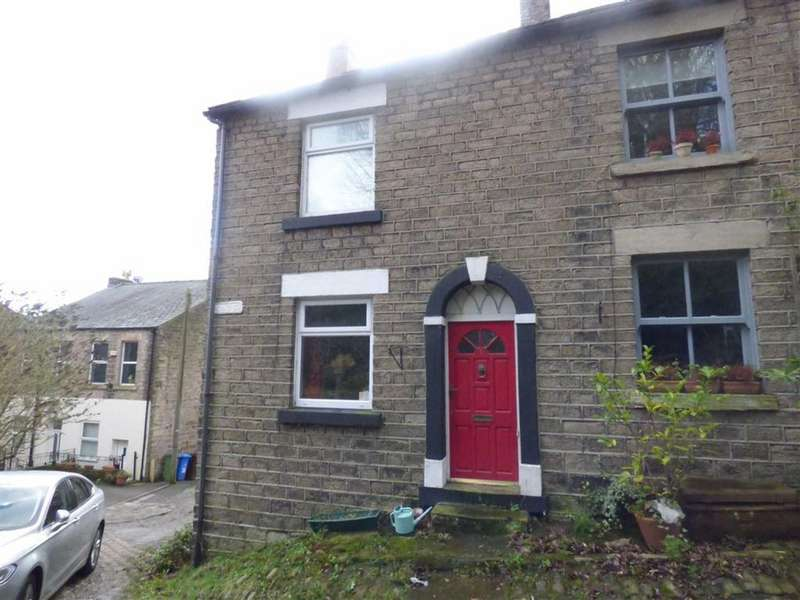 2 Bedrooms End Of Terrace House for sale in King Street, Broadbottom, Hyde, Cheshire, SK14