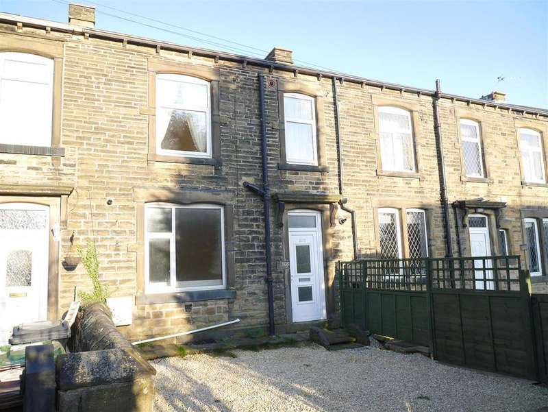 1 Bedroom Terraced House for sale in Whitehall Road, Drighlington, BD11 1BH
